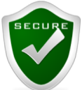 secured and protected website